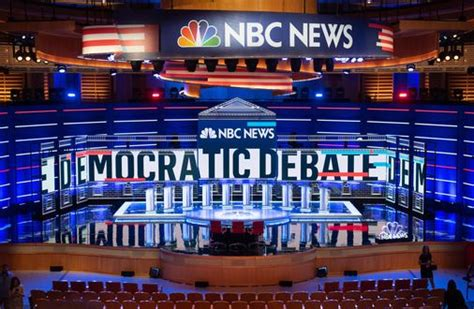 democrats set  face    primary debate