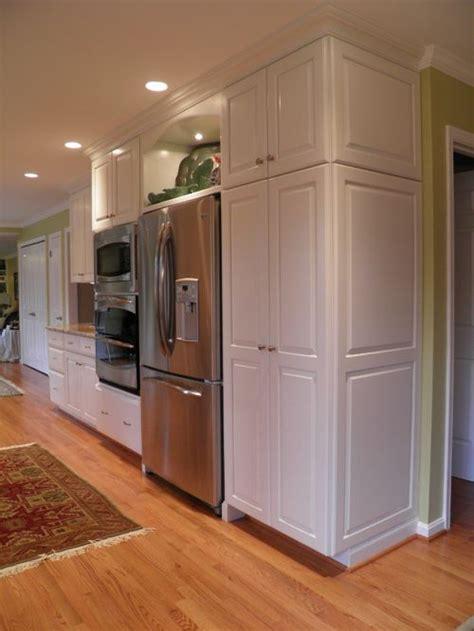 narrow depth cabinet standard depth refrigerator home design ideas pictures