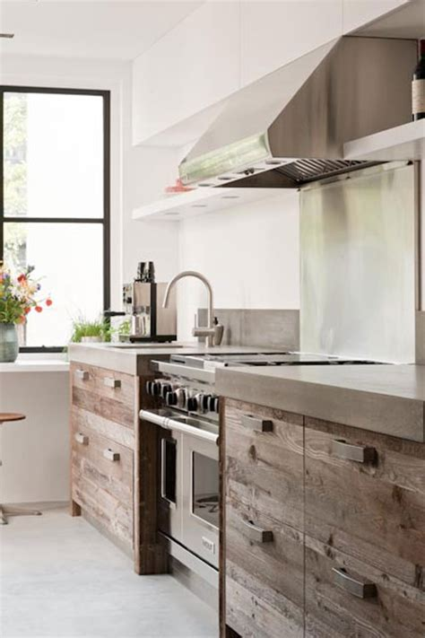 A Beautiful Wooden Kitchen  The Style Files