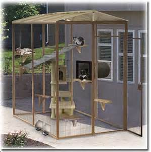 cat kennels outdoor cat house outdoor cat enclosures attached to house