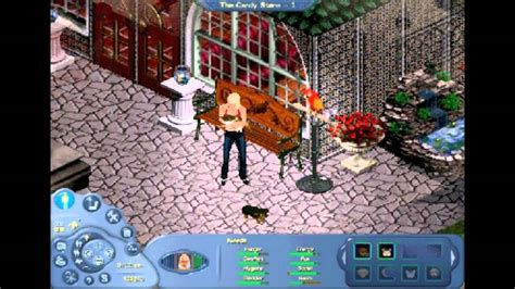 The Sims Online Pc 2002 Gameplay