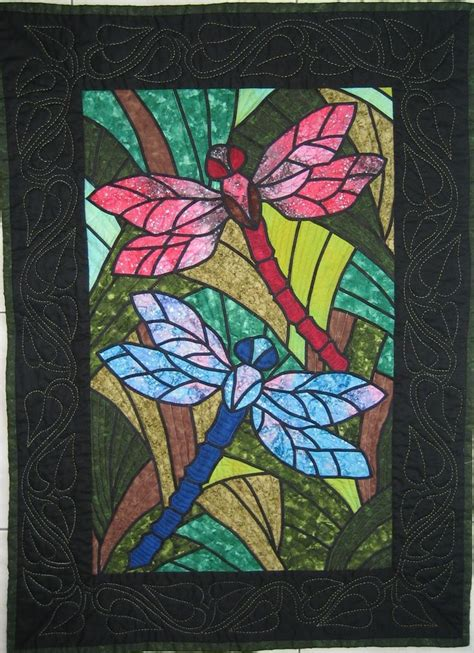 dragonfly stained glass l dragonfly stained glass dragonflies pinterest