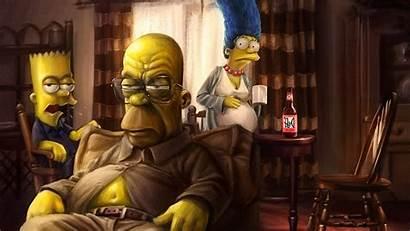 Simpson Bart Simpsons Homer Marge Bad Breaking