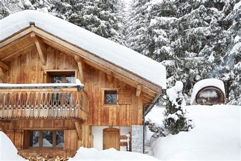 catered ski chalets to cater or self cater on your luxury ski to the alps
