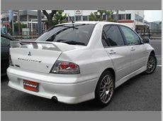 Featured 2002 Mitsubishi Lancer GSR EVO 7 GT A at JSpec