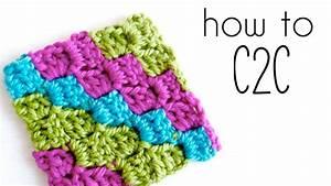 How To Crochet C2c