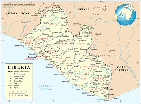 List of cities in Liberia Wikipedia