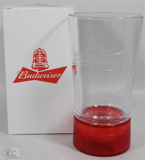 budweiser red light for sale budweiser red light beer glass programmable kastner