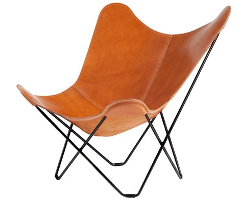 leather butterfly chair pa mariposa cuero