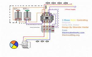 3 Phase Motor Wiring Animation  With Images