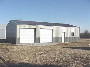 Washburn all steel metal sheds barns houses buildings for All steel homes