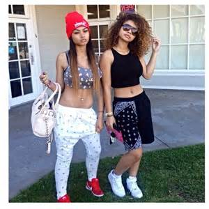 Crystal and India Love Westbrook