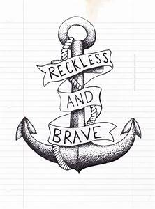 The gallery for --> Anchor Drawings Tumblr Quote