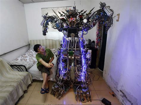 Crazy China Inventions Slideshow Including Tanks
