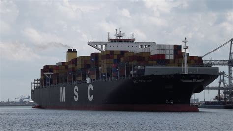 Overcapacity Warning As Msc Moves Big Ships To 'more