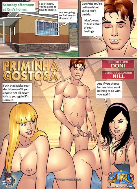 Seiren Hot Cousin 10 Part 1 • Porn Comics One