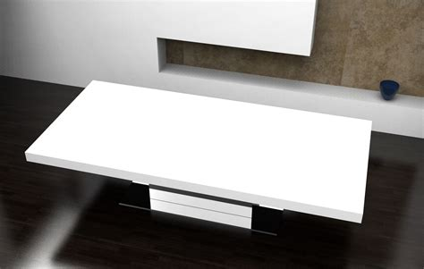 corian bianco lune design tavolo amici in dupont corian 169