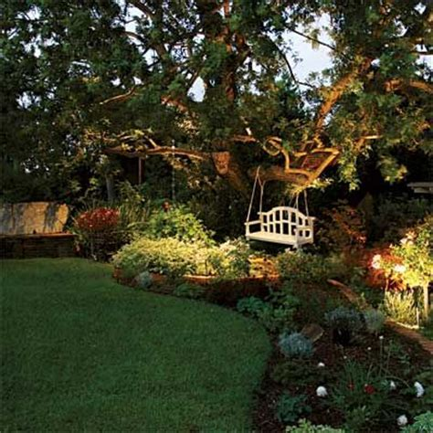 all about landscape lighting gardens summer and backyards