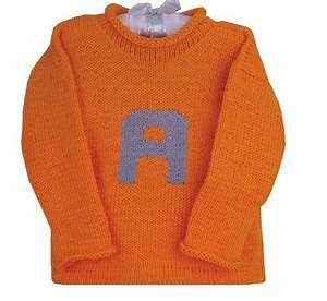 personalized knit letter sweater custom colors available With letter a sweater