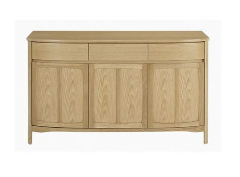 Nathan Sideboard by Nathan Classic Oak Sideboard From Stoneman Bowker Ltd