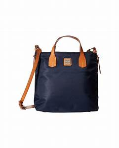dooney bourke windham cleo letter carrier in blue navy With dooney letter carrier