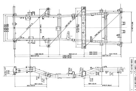 manual  sj  chassis dimensions