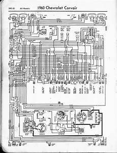 1963 Corvair Wiring Diagram