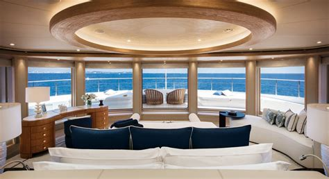 Interior : Cloud 9 Yacht (74m) By Crn Yachts, Winch Design And Zuccon