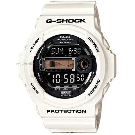 Mens Casio G Shock In4mation Limited Edition Alarm