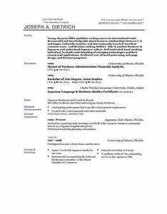 17 best images about simple resume template on pinterest With completely free resume templates
