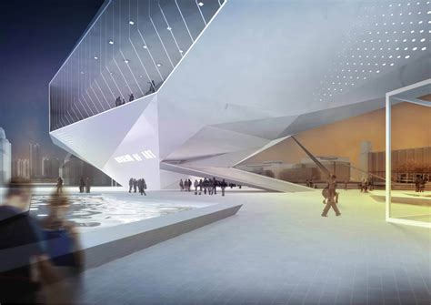 """""""New Contemporary Art Museum"""" competition entry, Buenos"""