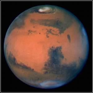 Information Planet Mars | Universe and All Planets Pictures