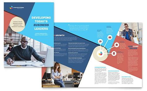 In Design Brochure Template by Use Indesign Templates To Quickly Create Design Projects