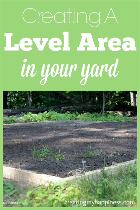 How To Level Your Backyard by 17 Best Ideas About Leveling Yard On Brick