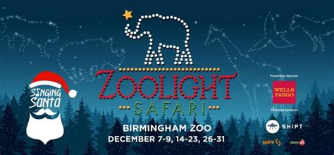 birmingham zoo christmas lights best places to see light displays in central alabama