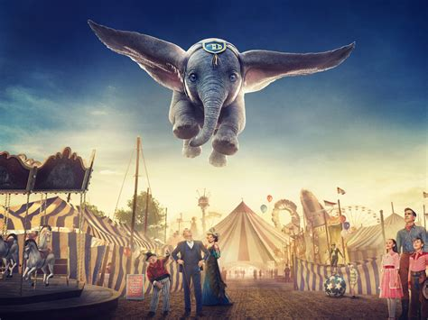 wallpaper dumbo  animation   movies