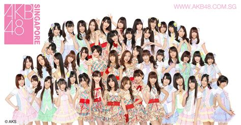 Singapore To Host Akb48's First Overseas 3