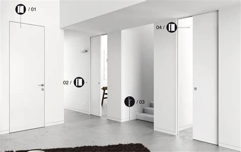 Porte Interne Senza Telaio - eclisse sistema per porte a scomparsa senza cornici