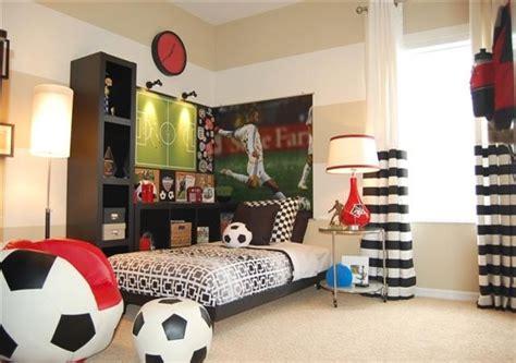 sport en chambre décoration chambre sport