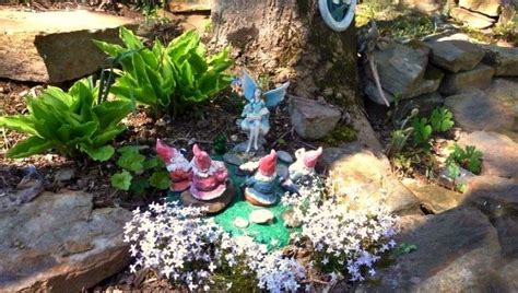 recipes  fairy trees step  step flea market gardening