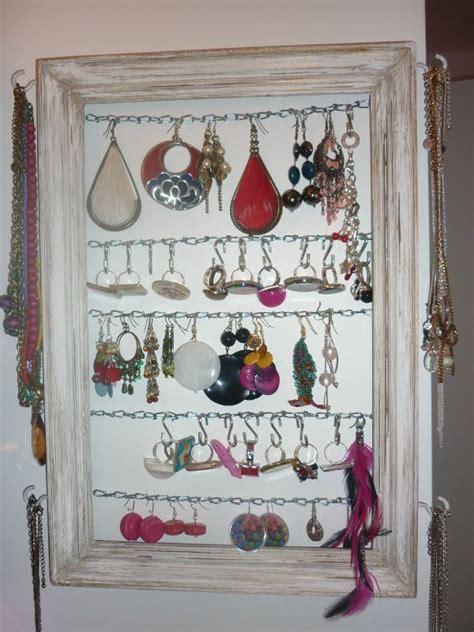 porte bijoux fait mon porte bijoux fait maison les joujoux et bijoux de cl 233 mentine