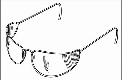 Coloring Sunglasses Pages Trendy Adults