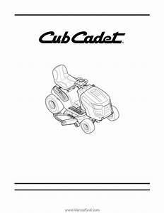 Cub Cadet Ltx 1040 Parts Diagram