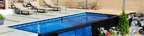 Pool Aus Container Bauen by Modpools Turns Shipping Containers Into Amazing Swimming Pools