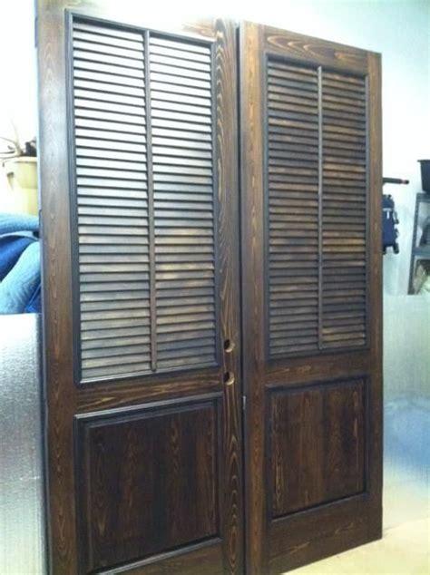 custom  cypress exterior shutter door  foot  wm