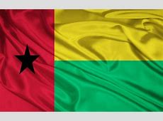 Guinea Bissau Flag wallpapers Guinea Bissau Flag stock