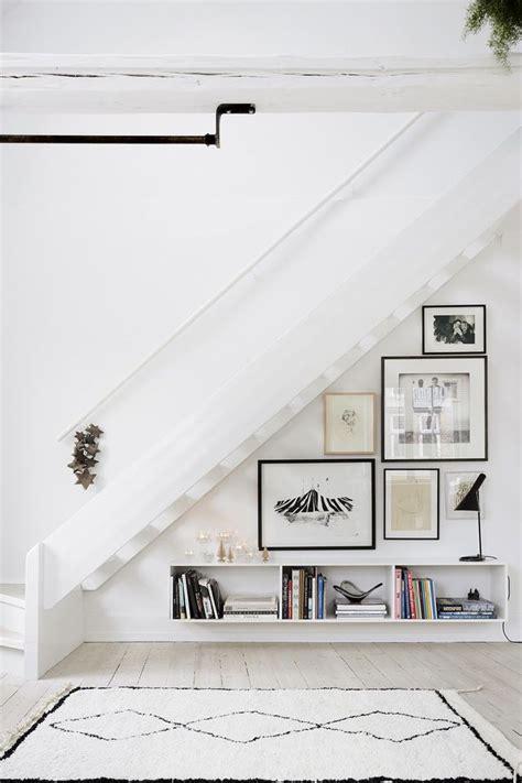 comment amenager sous un escalier am 233 nager l espace sous l escalier inspirations d 233 co c 244 t 233 maison