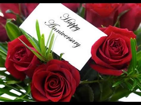 anniversary flowers dont forget youtube