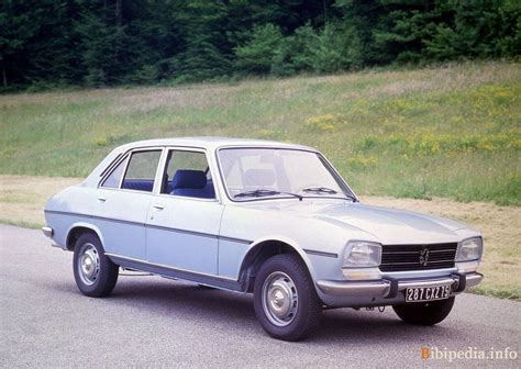 504 1977 - 1982 - Peugeot - Photo