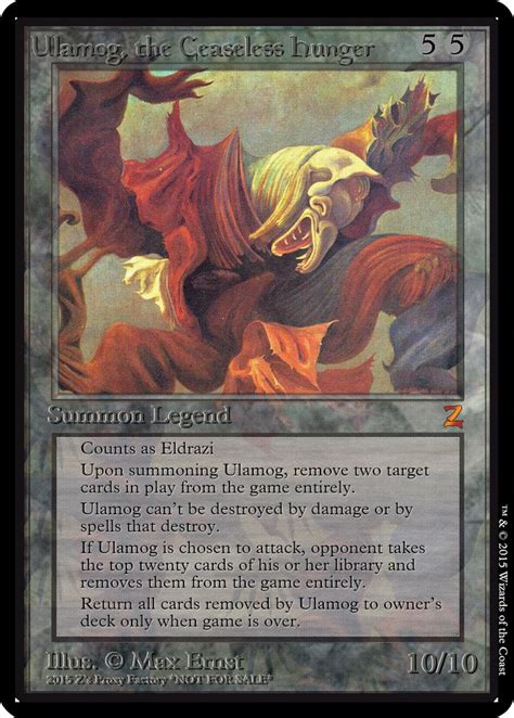 Ulamog Deck by 1000 Images About Colorless On Pinterest Godzilla